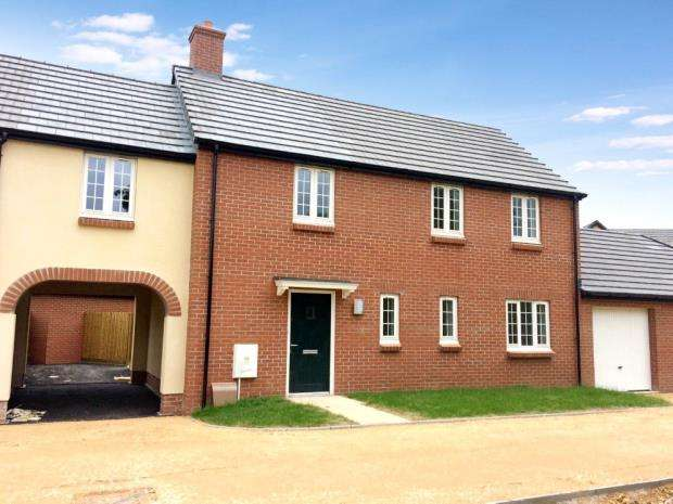 4 Bedrooms Link Detached House for sale in Mertoch Leat, Water Street, Martock, Somerset