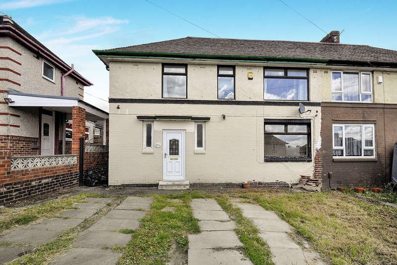 4 Bedrooms Semi Detached House for sale in Doe Royd Crescent, Sheffield, S5