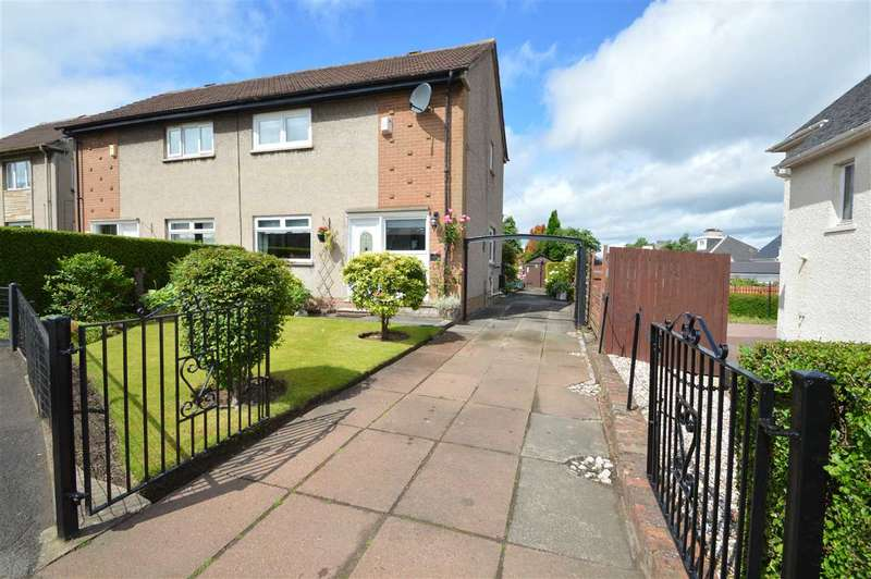 2 Bedrooms Semi Detached House for sale in Low Waters Road, Hamilton