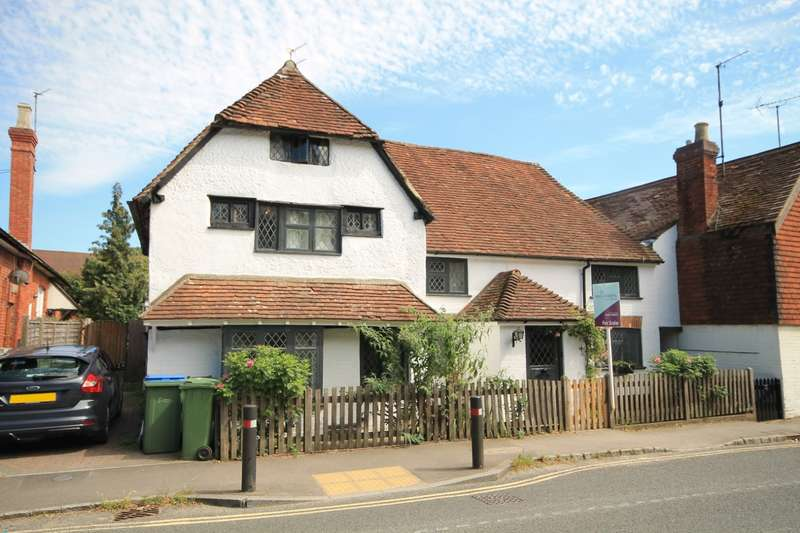 4 Bedrooms Detached House for sale in High Street, Billingshurst, RH14