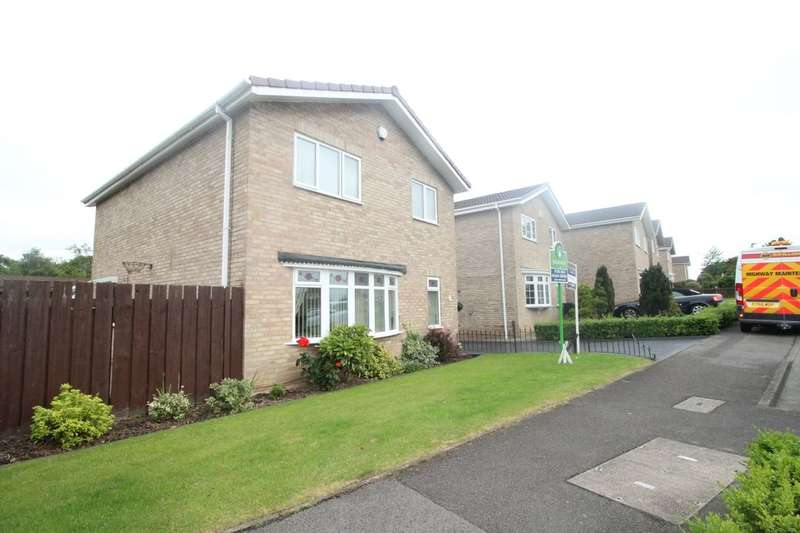 4 Bedrooms Detached House for sale in Grange Wood, Coulby Newham, Middlesbrough, TS8