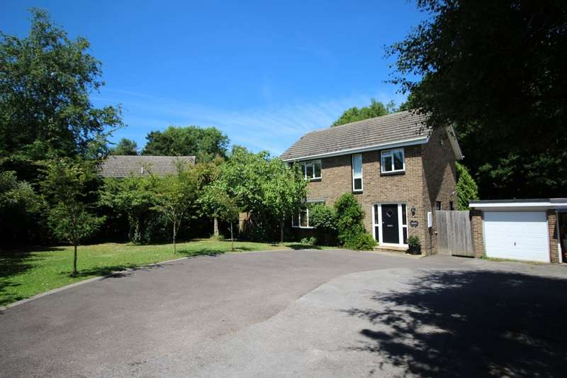 4 Bedrooms Detached House for sale in Woodhill Park, Pembury, Tunbridge Wells, TN2