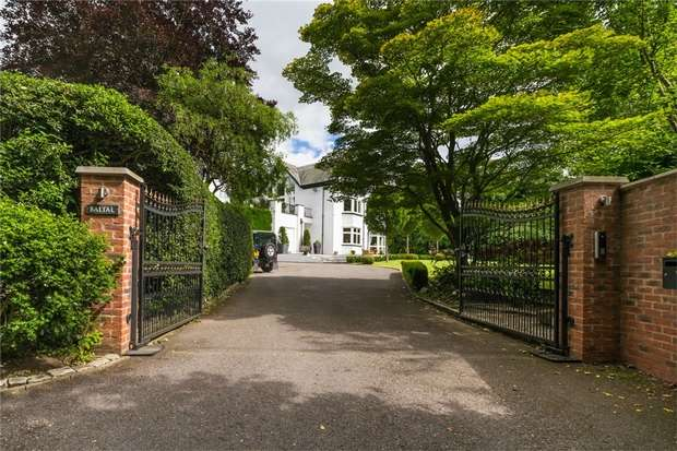 "5 Bedrooms Detached House for sale in ""Baltal"" Manor House, Whitesmocks, DURHAM CITY"