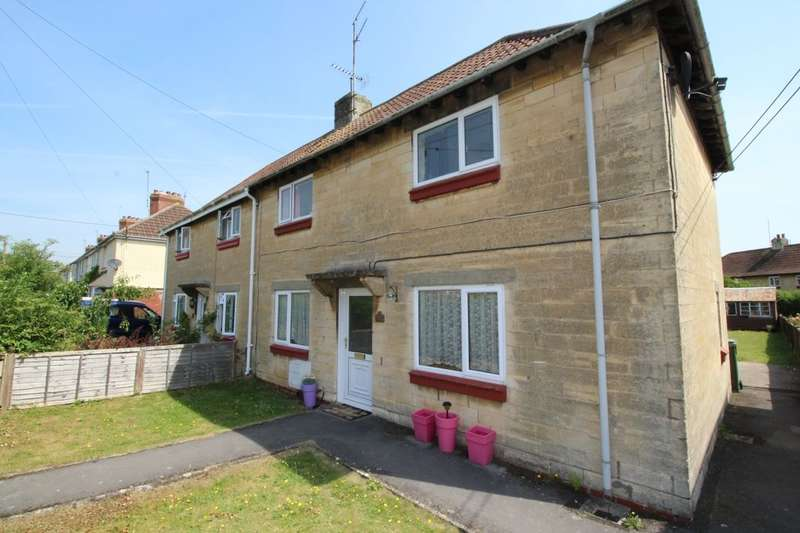 3 Bedrooms Semi Detached House for sale in North End, Calne, SN11