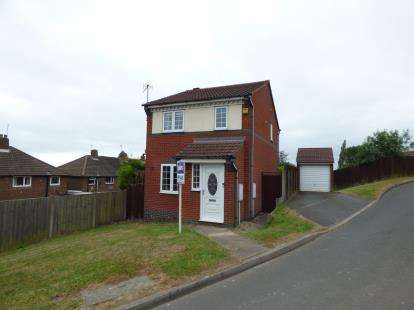 3 Bedrooms Detached House for sale in Woolpack Close, Rowley Regis, West Midlands