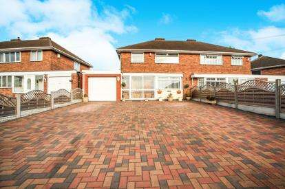 3 Bedrooms Semi Detached House for sale in Acacia Avenue, Birmingham, West Midlands