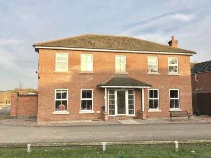 4 Bedrooms Detached House for sale in Vicarage Gardens, Old Leake, Boston, Lincolnshire