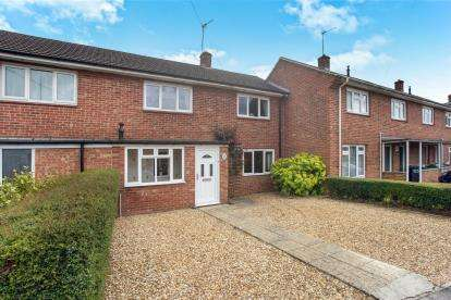 3 Bedrooms Terraced House for sale in Warminster, Wiltshire, United Kingdom