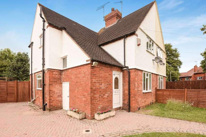 3 Bedrooms Semi Detached House for sale in St Marks