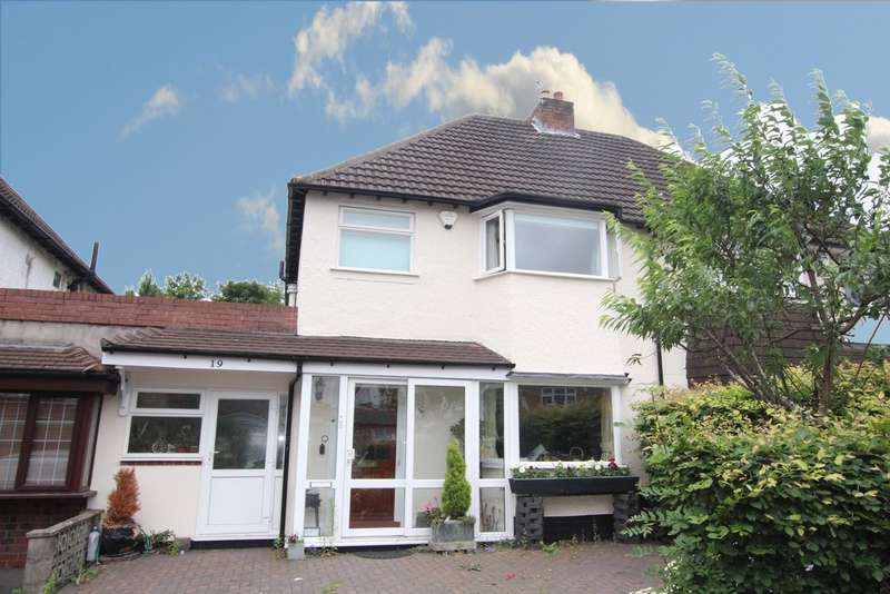 3 Bedrooms Semi Detached House for sale in College Road, Sutton Coldfield, B73 5DJ