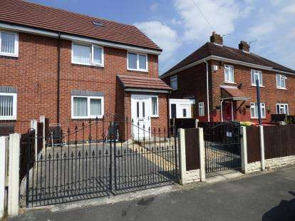 3 Bedrooms Semi Detached House for sale in Grizedale Crescent, Ribbleton, Preston, Lancashire