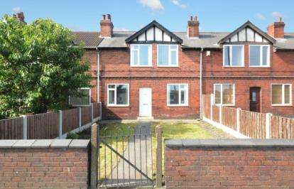 4 Bedrooms Terraced House for sale in Woodhouse Green, Thurcroft, Rotherham, South Yorkshire