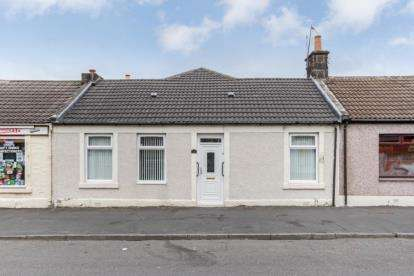 2 Bedrooms Terraced House for sale in John Street, Larkhall, South Lanarkshire