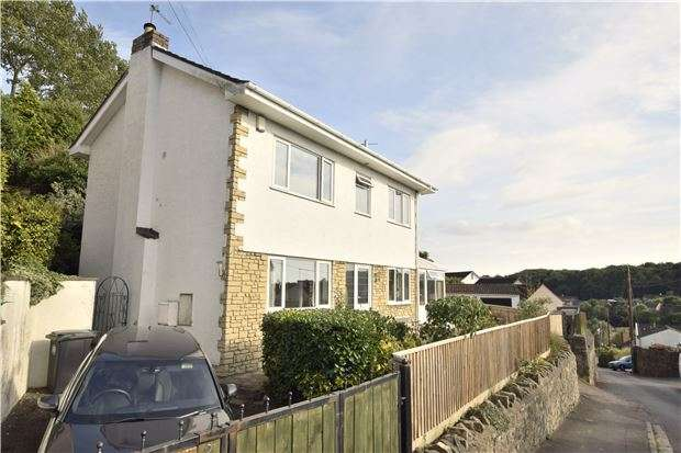 4 Bedrooms Detached House for sale in Nibletts Hill, St George, BS5 8BH