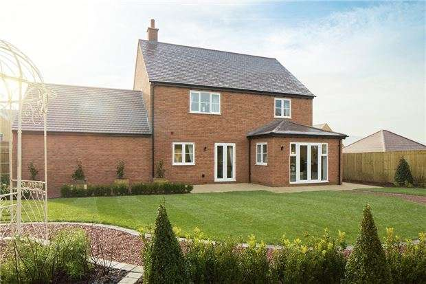 4 Bedrooms Detached House for sale in The Plumpton, Alder Green, Willow Bank Road, Alderton, Gloucestershire, GL20 8NJ