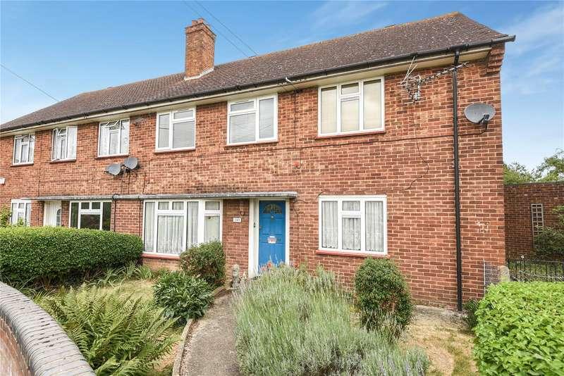 2 Bedrooms Maisonette Flat for sale in Violet Avenue, Hillingdon, Middlesex, UB8