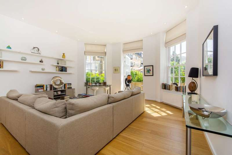 1 Bedroom Flat for sale in Marion Court, Clapham, SW4