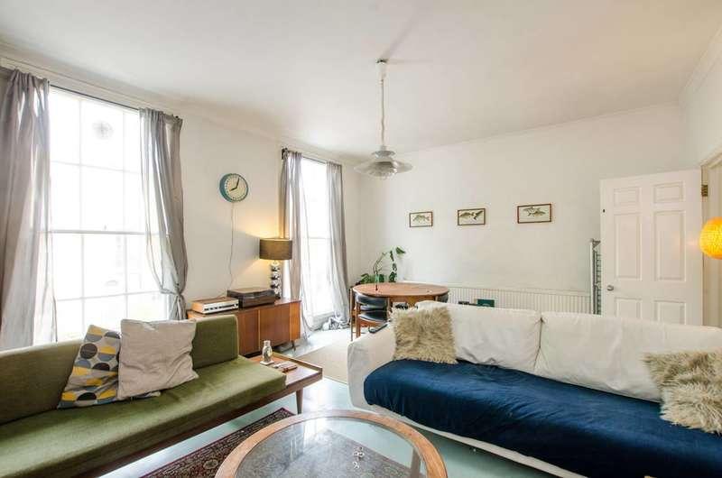 2 Bedrooms Flat for sale in Queensbridge Road, Shoreditch, E2