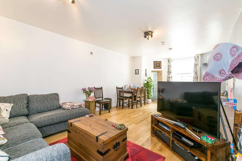 1 Bedroom Maisonette Flat for sale in Penywern Road, Earls Court, SW5