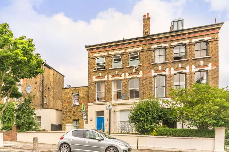 1 Bedroom Flat for sale in Hungerford Road, Islington, N7