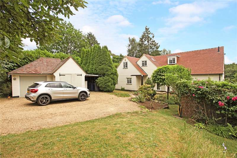 4 Bedrooms Detached House for sale in Farnham Road, Elstead, Godalming, Surrey, GU8