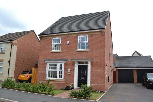4 Bedrooms Detached House for sale in Amelia Crescent, Binley, Coventry, West Midlands