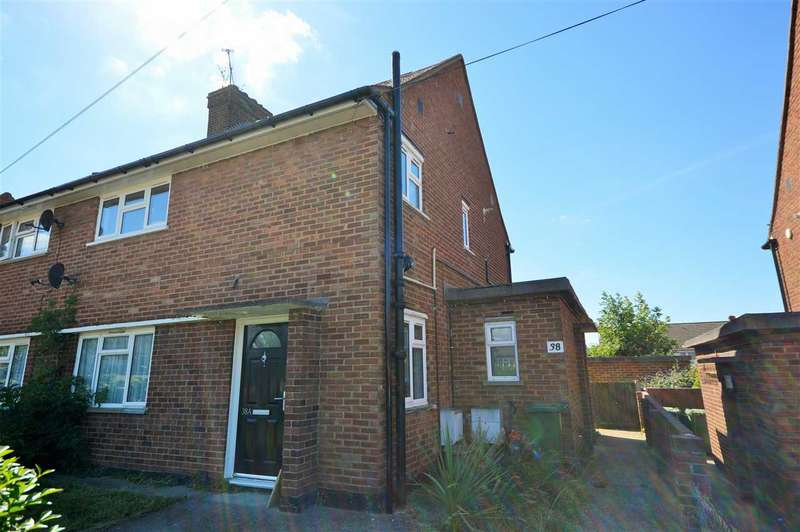 1 Bedroom Maisonette Flat for sale in Appletree Way, Wickford
