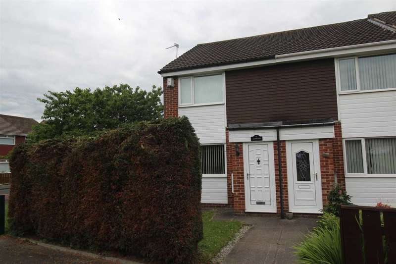 2 Bedrooms Terraced House for sale in Stratford Close, Beaconhill Green, Cramlington