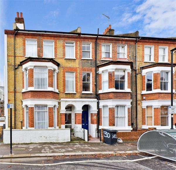 4 Bedrooms End Of Terrace House for sale in Rita Road, Vauxhall