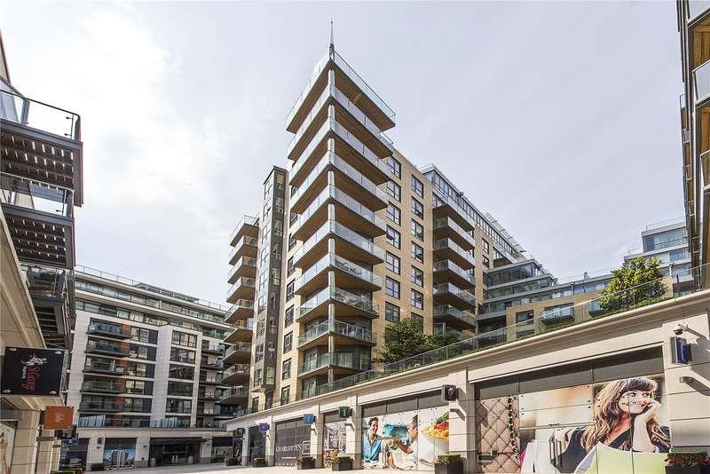 1 Bedroom Flat for sale in Dashwood House, Dickens Yard, Longfield Avenue, London, W5