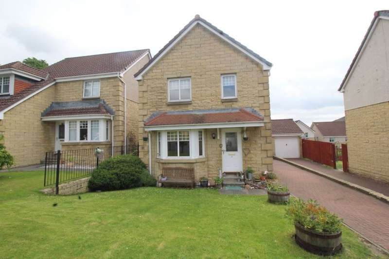 4 Bedrooms Detached House for sale in St. Mary's Place, Bathgate, EH48