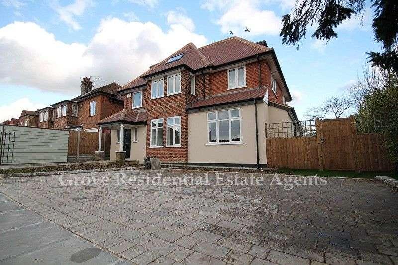2 Bedrooms Flat for sale in 68 Edgwarebury Lane, Edgware, Middlesex. HA8 8LY