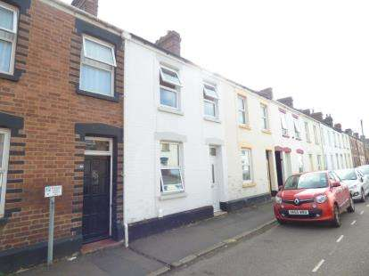 2 Bedrooms Terraced House for sale in Exeter, Devon, N/A