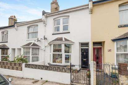 2 Bedrooms Terraced House for sale in Paignton, Devon, N/A