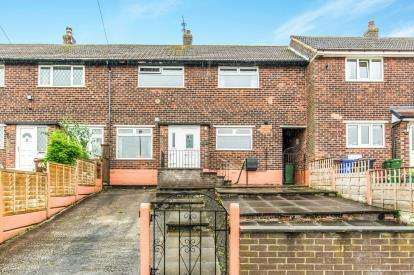 3 Bedrooms Terraced House for sale in New Ridd Rise, Hyde, Tameside, Greater Manchester
