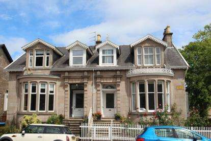 4 Bedrooms Semi Detached House for sale in Finnart Street, Greenock