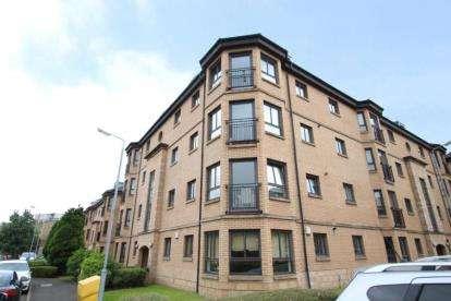 2 Bedrooms Flat for sale in Nursery Street, Glasgow
