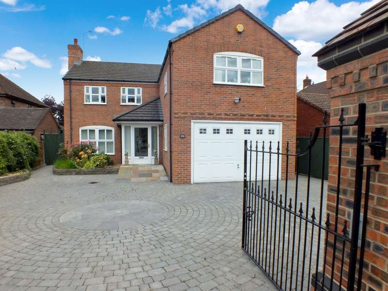 5 Bedrooms Detached House for sale in Quedgeley