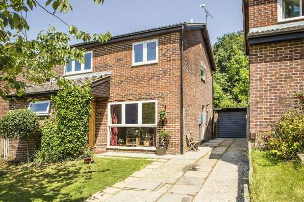 4 Bedrooms Detached House for sale in Benson Close Reading