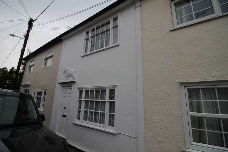2 Bedrooms Terraced House for sale in Queen Street, Coggeshall