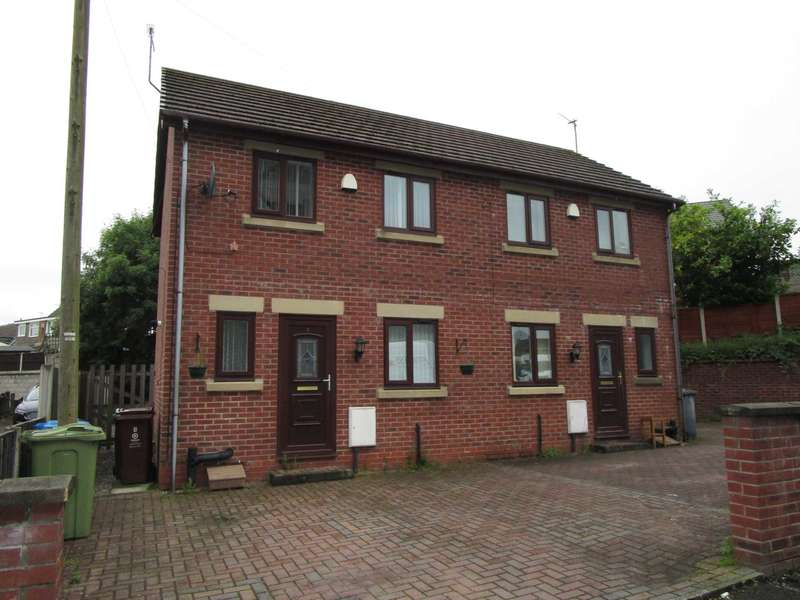 2 Bedrooms Semi Detached House for sale in Fitton Street, Royton