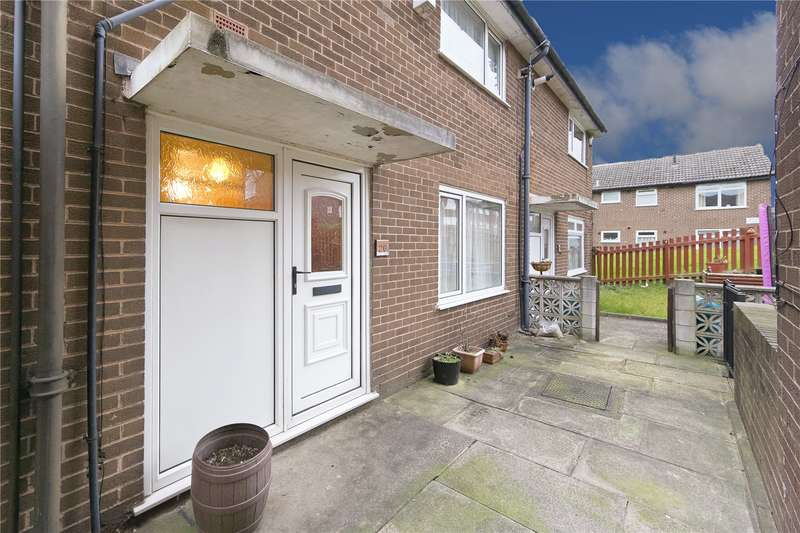 2 Bedrooms Terraced House for sale in Snowden Walk, Leeds, West Yorkshire, LS13