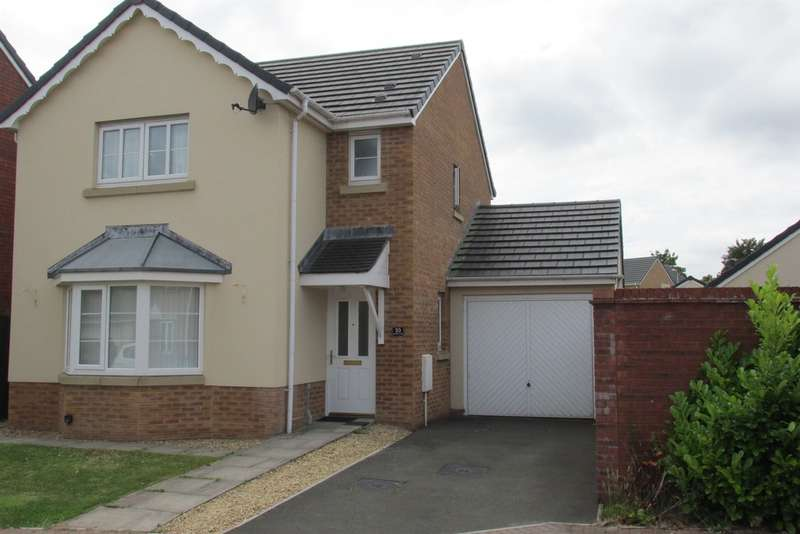 3 Bedrooms Detached House for sale in Heol Banc Y Felin, Gorseinon, Swansea
