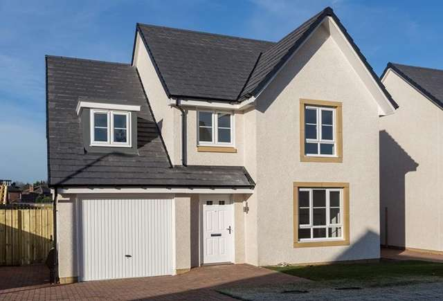 4 Bedrooms Detached Villa House for sale in Newton Farm, Foxglove Grove, Cambuslang, G72 6AE