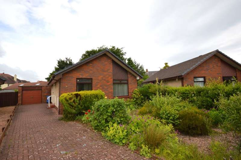 2 Bedrooms Semi Detached Bungalow for sale in Wemyss Court, Rosyth, Dunfermline, KY11