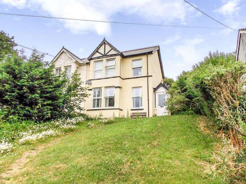4 Bedrooms Terraced House for sale in Westwood, Liskeard, Cornwall