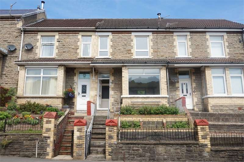 3 Bedrooms Terraced House for sale in Nine Mile Point Road, Cross Keys, Newport, NP11