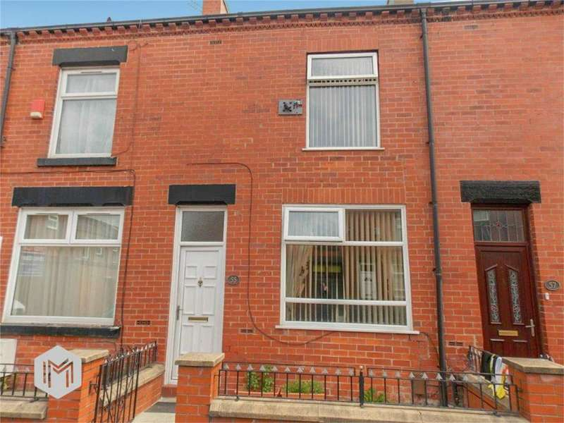 2 Bedrooms Terraced House for sale in Georgiana Street, Farnworth, Bolton, Lancashire