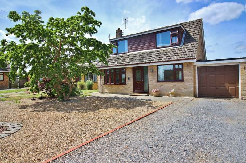 3 Bedrooms Chalet House for sale in St. Marys Close, Horsham St. Faith, Norwich