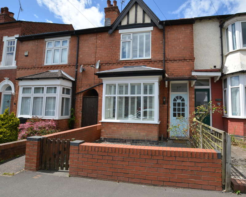 4 Bedrooms Terraced House for sale in Grosvenor Road, Harborne